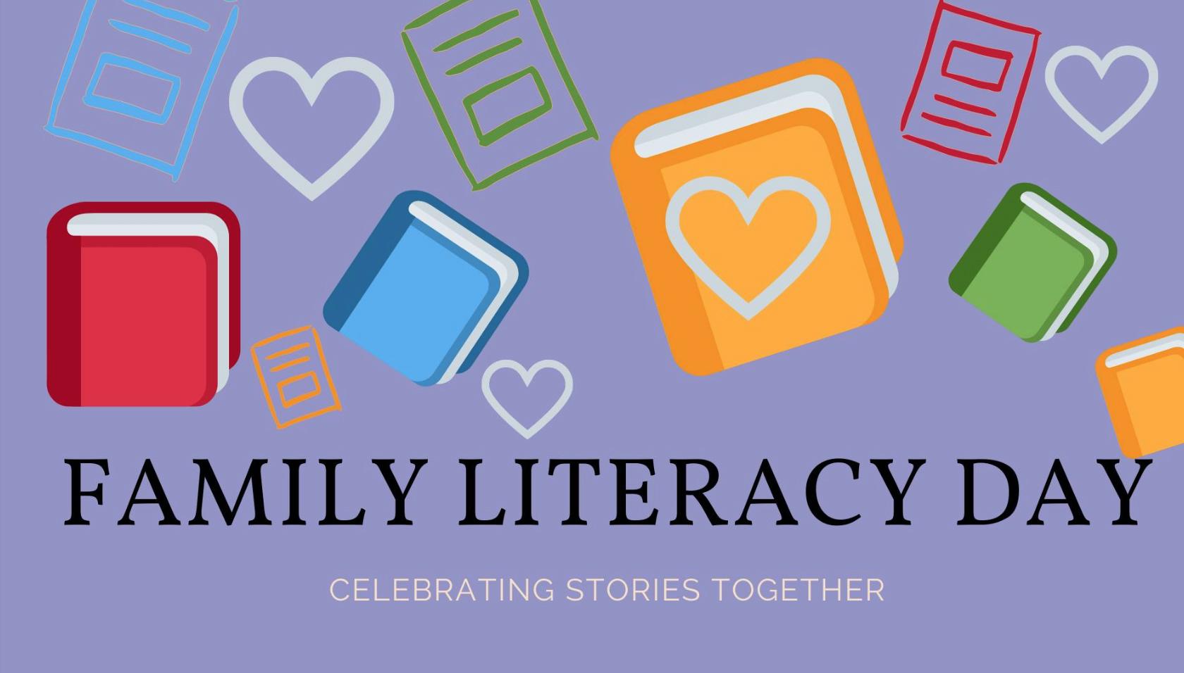 Family Literacy Day 2020