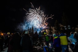 Fireworks- Griz Days Winter Festival - 4th March 2017