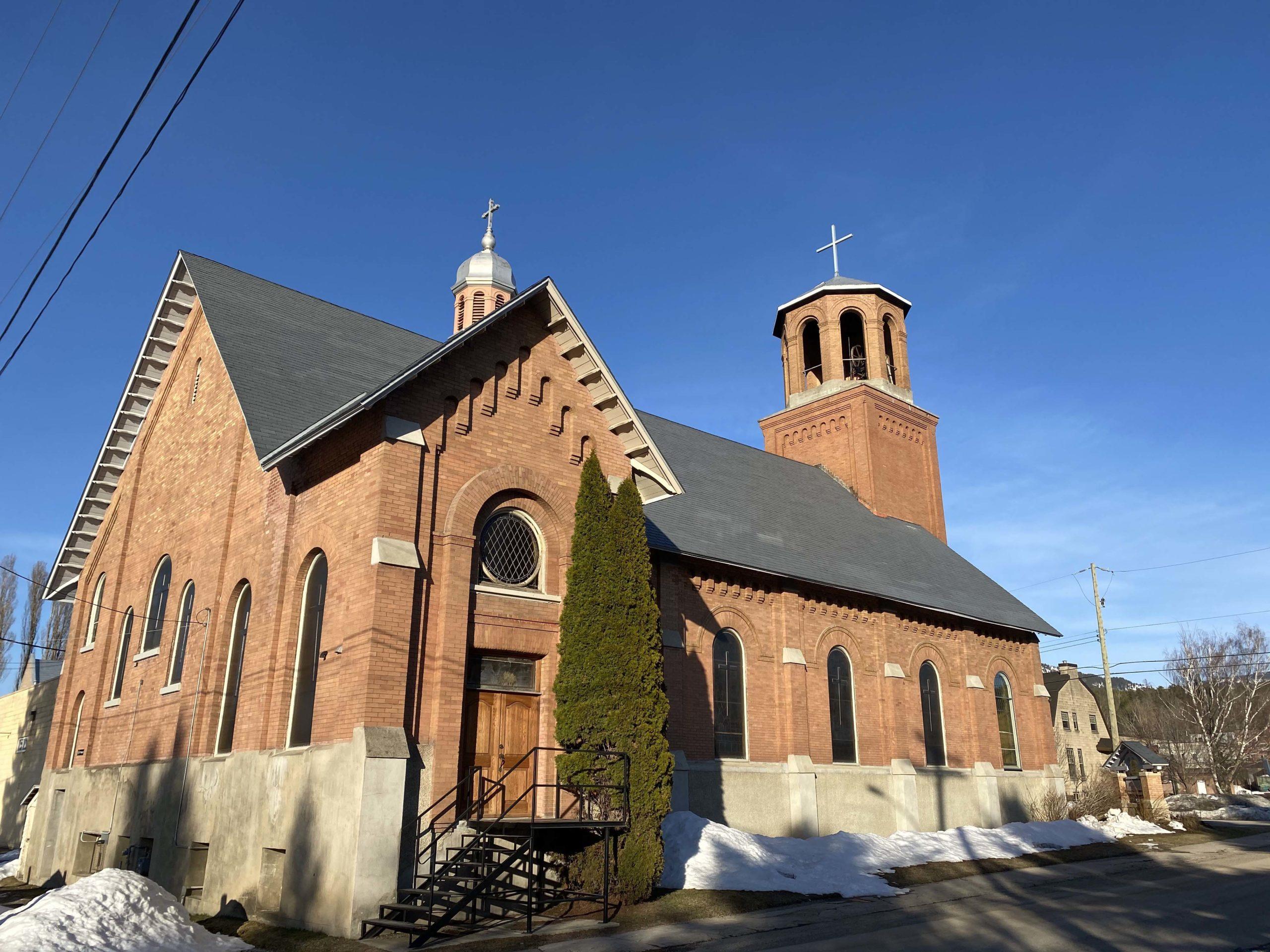 Holy Family Church Italian bake sale fundraiser