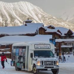 Fernie Ski Shuttle Reduces Service Level