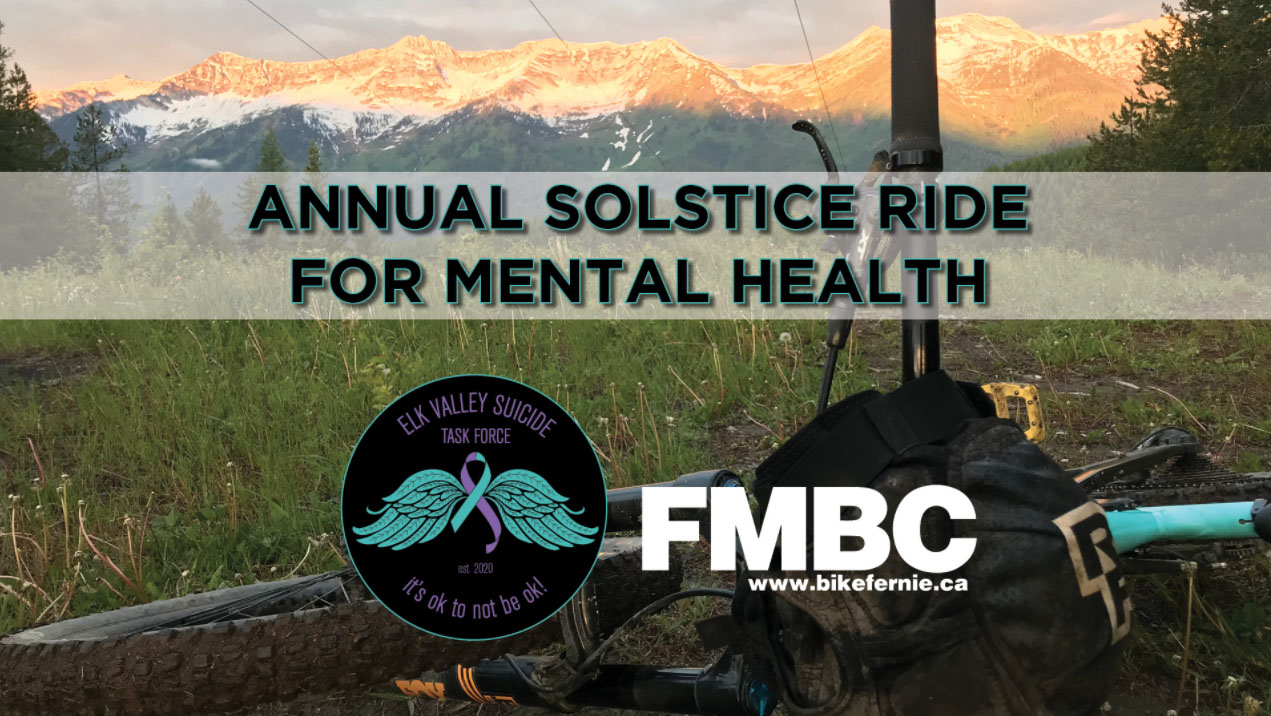 Annual Solstice Ride for Mental Health