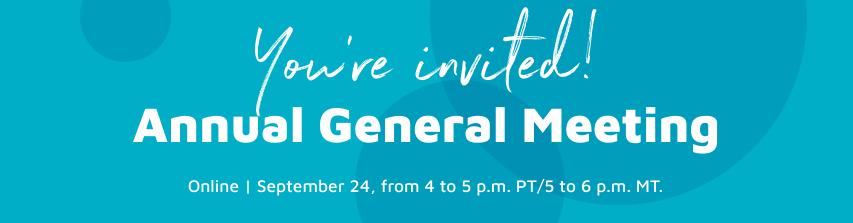Trust Virtual Annual General Meeting