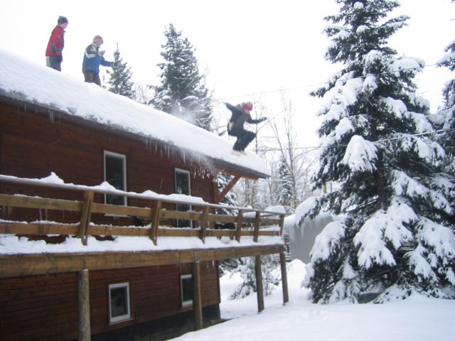 Roof Jump 1