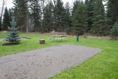 Fernie RV Resort - tent site