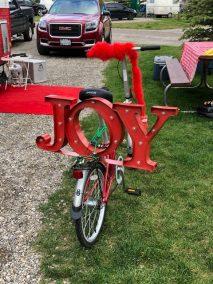 Sisters Joy bike