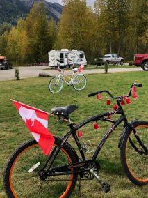 sister canadian bike