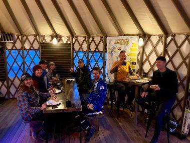 FRVR Adventure Center Yurt Cafe LR
