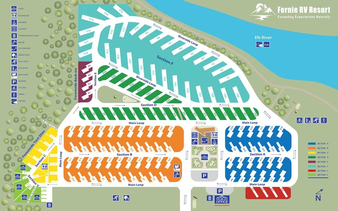 FRVR Announces 30 New RV Camping Sites