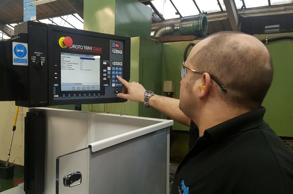 Fernite employ a highly skilled team, and invest in the very latest advanced manufacturing technology