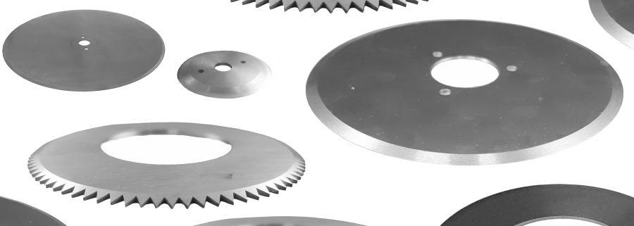 Circular Cutters - Wide range of circular cutting blades from Fernite Machine Knives - UK manufacturers of machine knives and bespoke blades
