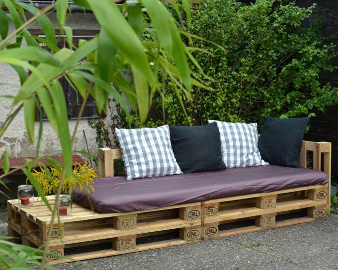 life on fernlane - Eine Lounge-Ecke für Parzelle 29: Ein ...