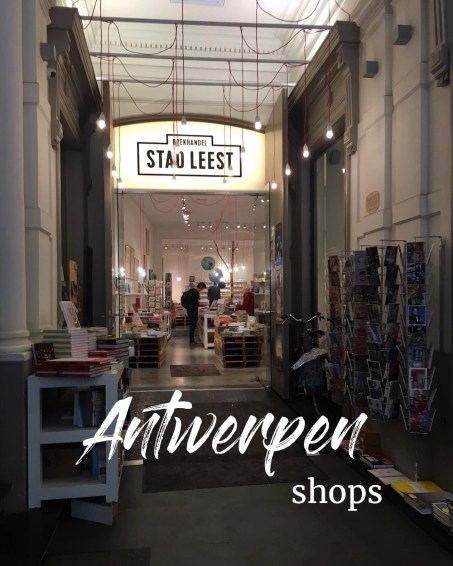 Shopping in Antwerpen