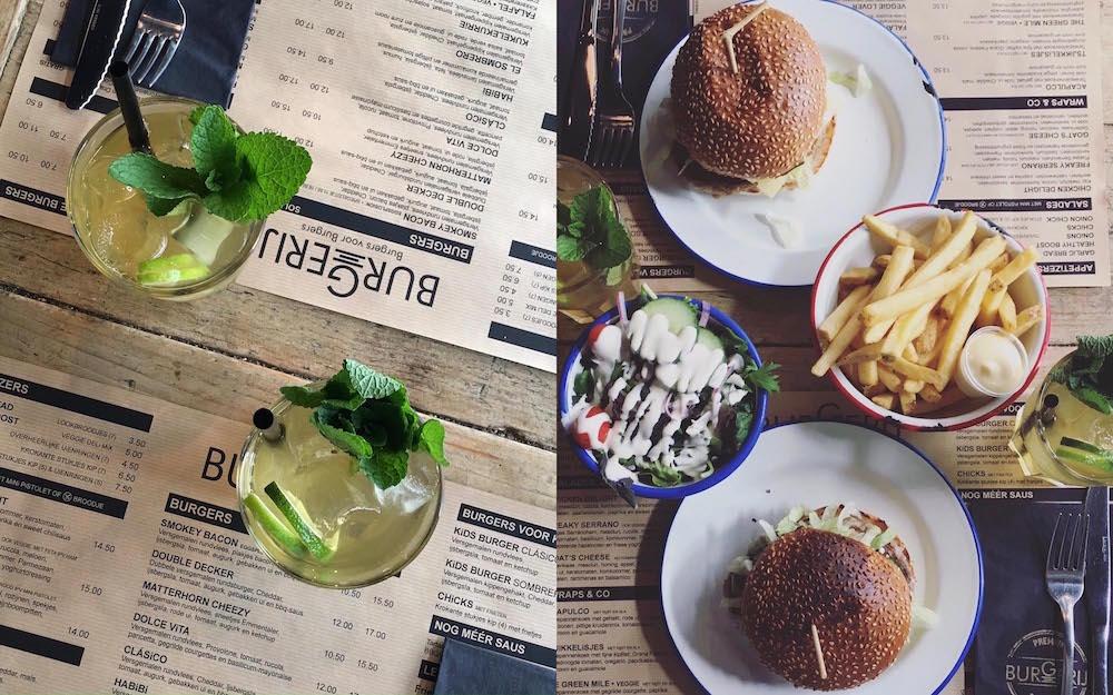 Für Foodies: Restaurants und Bar in Antwerpen - Burgerij