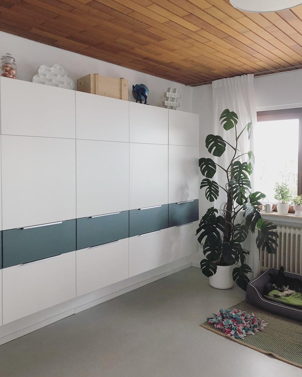 life on fernlane - Unser Stauraumwunder aus der Ikea BESTÅ - Serie
