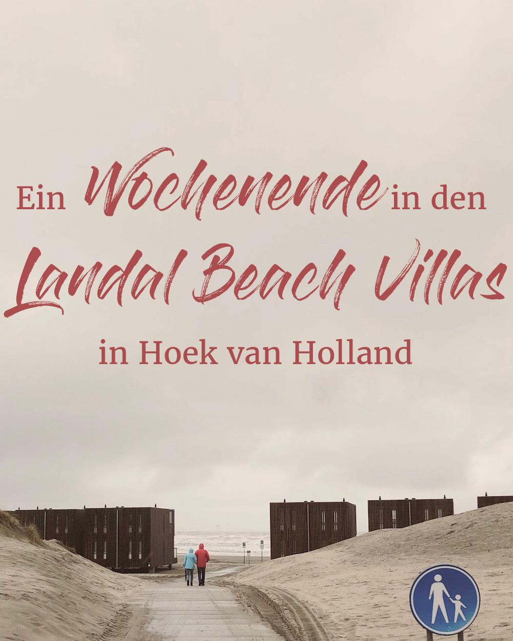 uberhusband, Nobby und ich warem zum Urlaub mit Hund in den Landal Beach Villas in Hoek van Holland zu Gast.
