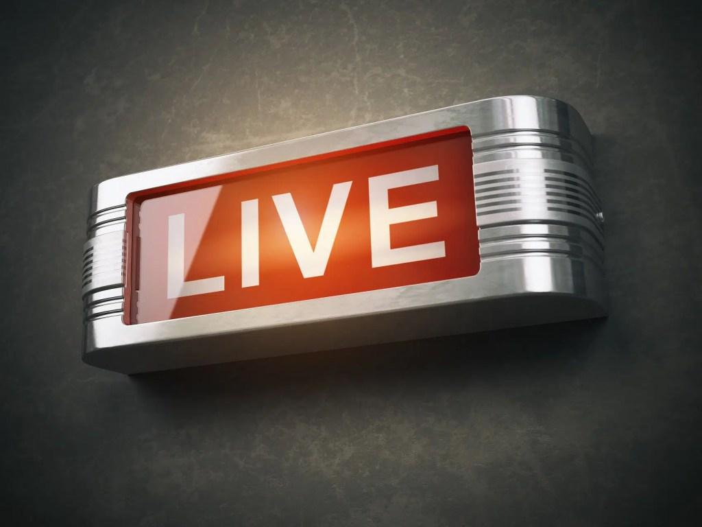 Live-Sendungen der 90er