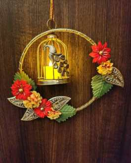 Diwali Hanging Light Toran Handicraft