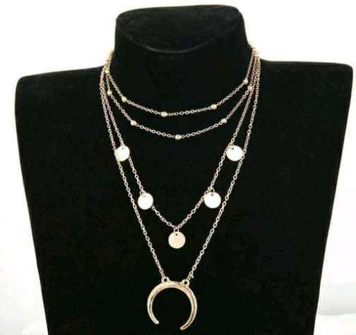 Girls Stylish Neck Chain