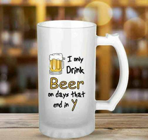 Exclusive Beer Glass -Pack 1