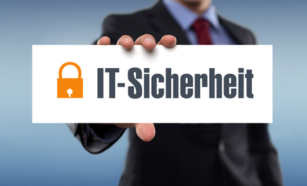 <strong>IT Sicherheit wird immer wichtiger.</strong><br /> © MK-Photo - Fotolia.com
