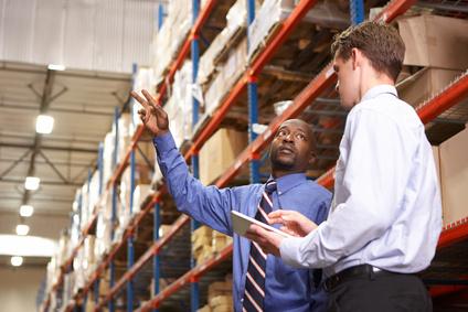 <strong>Absolventen des Studiengangs Logistikmanagement haben vielfältige Möglichkeiten.</strong><br /> © Monkey Business - Fotolia.com
