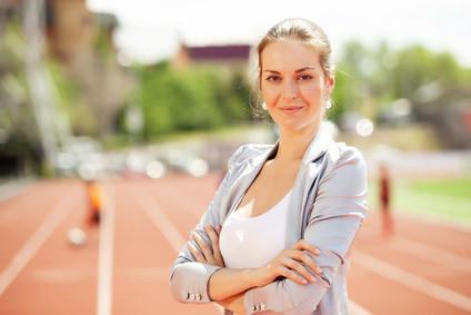 Studieren Sie in 6 Semestern Sports Management (B.A.) per Fernstudium. © Sergey Nivens - Fotolia.com