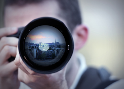 Per Fernstudium zum professionellen Fotografen.© Tijana - Fotolia.com