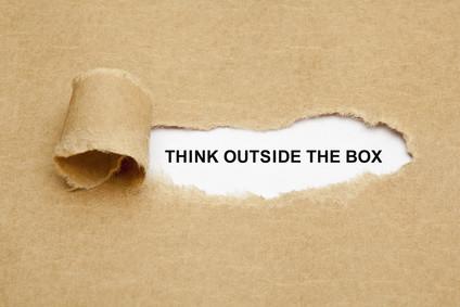 Erfolgreich studieren: Denken Sie außerhalb der Box. © Ivelin Radkov - Fotolia.com