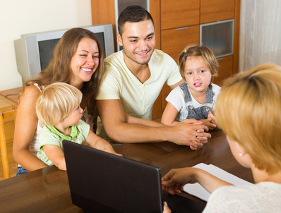 <strong>Soziale Arbeit stärkt die alltägliche Lebensgestaltung der Menschen durch Erziehung, Bildung und aktiver Hilfe.</strong><br /> © JackF - Fotolia.com