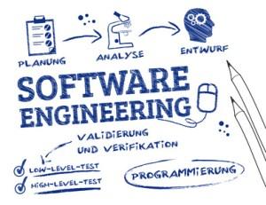 <strong>Professional Software Engineering beschäftigt sich mit der Entwicklung von Software.</strong><br/>© Trueffelpix - Fotolia.com
