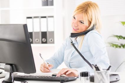 <strong>Der Fernkurs Sekretär/in ist staatlich geprüft und zugelassen.</strong><br/>© milanmarkovic78 - Fotolia.com