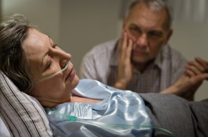 <strong>Die Kunst der aktiven Sterbe- und Trauerbegleitung zu erlernen ist Ziel dieses Fernkurses.</strong>© CandyBox Images - Fotolia.com