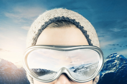 Ein Fernkurs für Wintersportbegeisterte. © lassedesignen - Fotolia.com