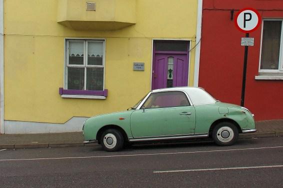 Cobh / Irland