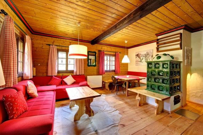 Feriendörfer Kirchleitn_Appartement_Wohnzimmer_1
