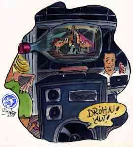 AIDA DJ Dan Comic