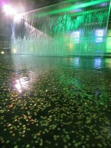 Guinness Storehouse Dublin Glücksbrunnen Irland