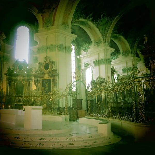 11_Altar-Fuerstabtei-Kathedrale-St.Gallen-Schweiz