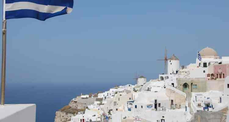 06 Wallpaper Oia Santorini Griechenland