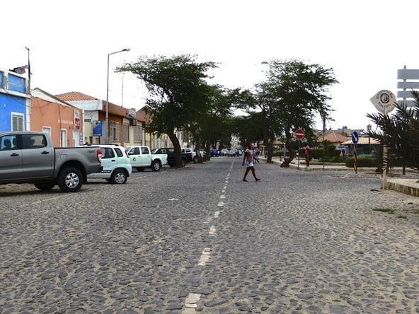 Sal Rei Rua de Emigrantes Boa Vista Kapverden