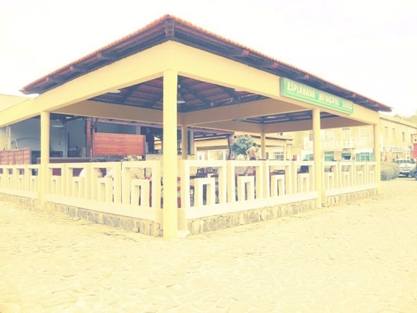 Sal Rei Cafe Bistro Esplananda Silves Boa Vista Kapverden