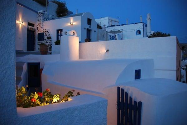 10_Wallpaper-Abendstimmung-Santorini-Griechenland