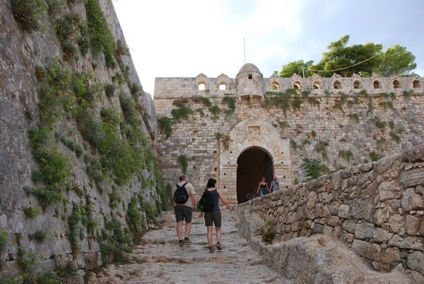 Fortezza von Rethymnon Kreta Griechenland