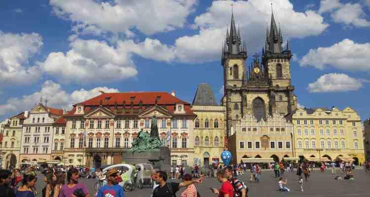 00 Citytrip Altstaedter Ring Prag Tschechien