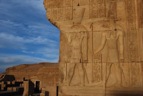 Doppeltempel von Kom Ombo Ägypten Nilkreuzfahrt Nil