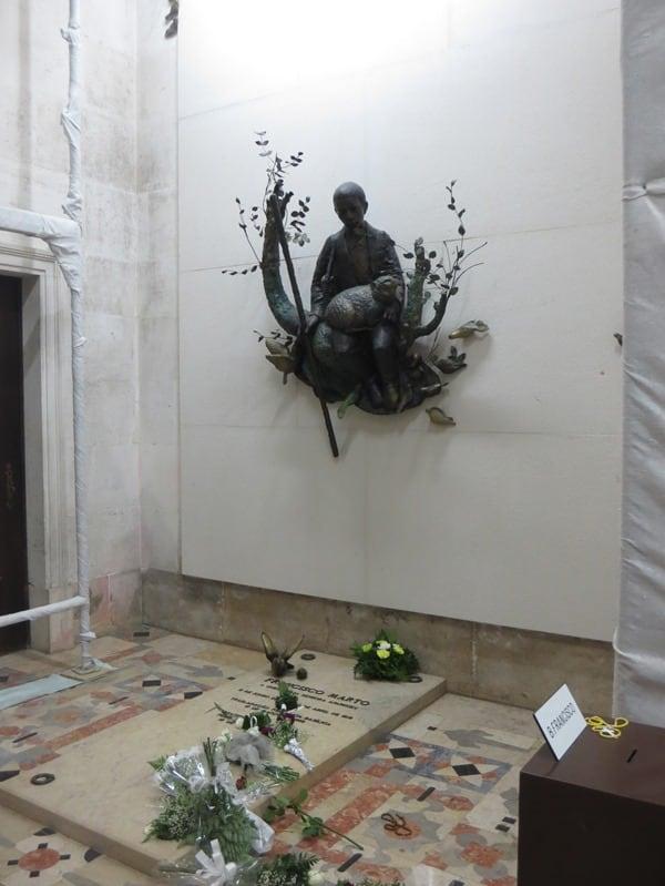 Wallfahrtsort Fatima Portugal im Santuario de Fatima
