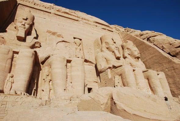 Abu Simbel Ägypten Urlaub Nilkreuzfahrt