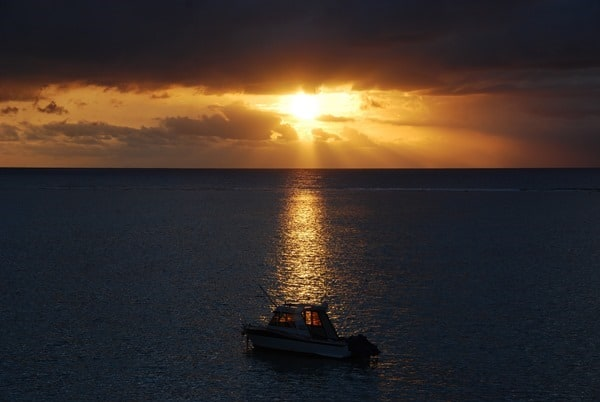 13_Sonnenuntergang-Flic-en-Flac-Mauritius