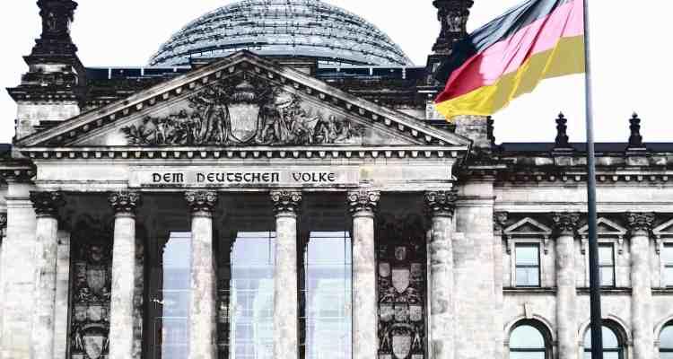 00 Reichstag Bundestag Berlin