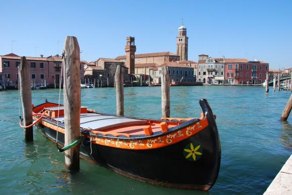 00 Boot Murano Venedig Italien 590x395 1
